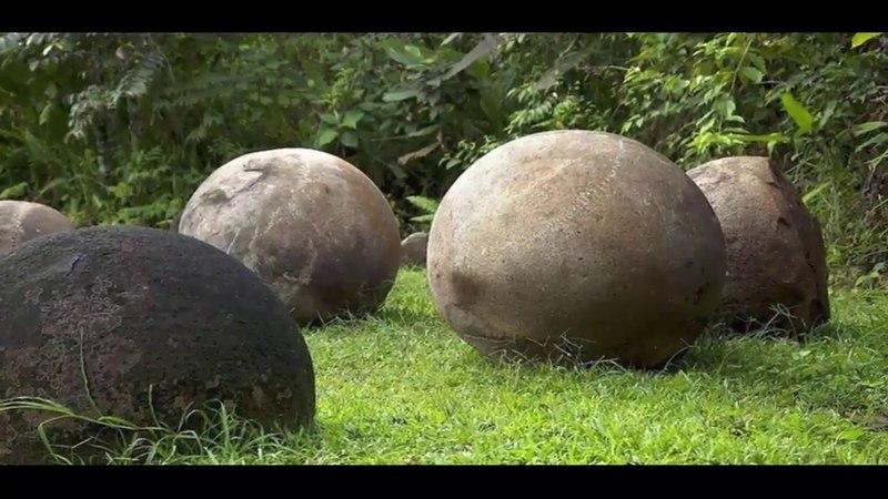 Кто разбросал гигантские каменные шары по всему миру