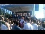 Концерт памяти Юрия Хоя 27.07.2014 Воронеж | Вечером на лавочке