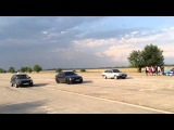 Взлётка Кривой Рог 17.07.2014 г. BMW 530i АКПП (чип) vs GOLF 2 16v ABF vs ВАЗ 2108 1.6