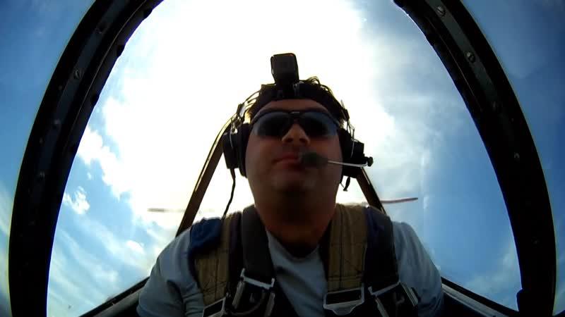 Acro flyght training Ukraine