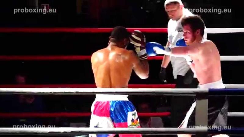 Marcis Bumbiers (LAT) VS John Rene (DEU) The War 06.03.2015