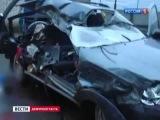 ДТП Котлас Архангельской области 5 подростков погибли ДТП! Авария! Видеорегистратор