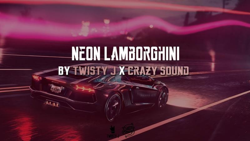 Twisty J x Cr@zy Sound - Neon Lamborghini (SALE)