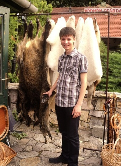 Ранэль Беляев, 5 июня 1993, Лотошино, id208341293