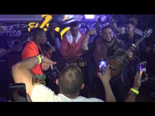 El chaval compartiendo con chicho severino - bachata en vivo (2018)