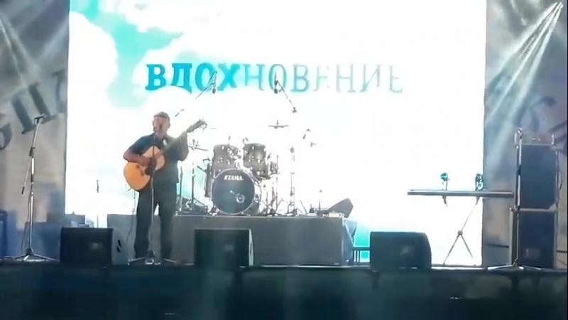 Билалов Фоат (Нижнекамск) - Старый дворик (Ф. Билалов)