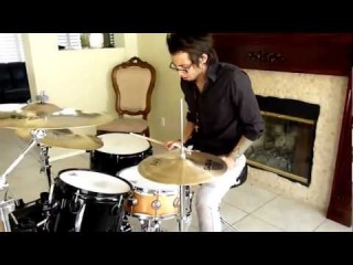Young The Giant - Cough Syrup - Drum cover - Ray Avitia