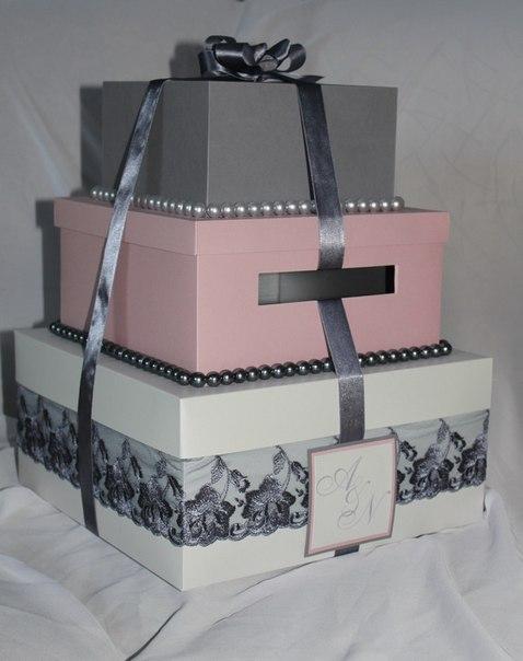 Своими руками сделать коробку для денег на свадьбу