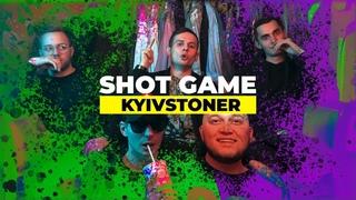 KYIVSTONER SHOT GAME| ТЕСЛА & РАЙТРАУН VS МЛЕЧНЫЙ & СВАСТОНИ