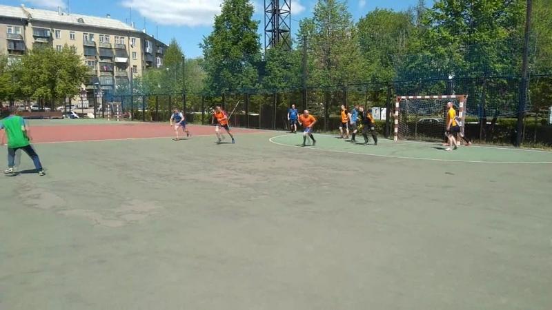 Мехмаш 92 ЦРМО 3 6 1 1 тайм