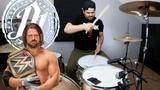 WWE AJ Styles Phenomenal Theme Song Drum Cover