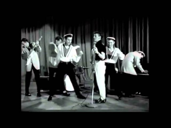 Gene Vincent Dance In The Street - Baby Blue