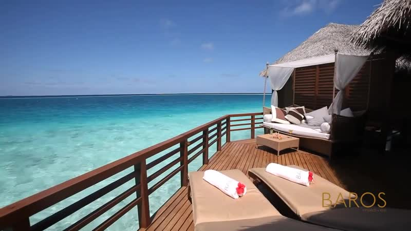 Maldives Luxury Private Resort Baros