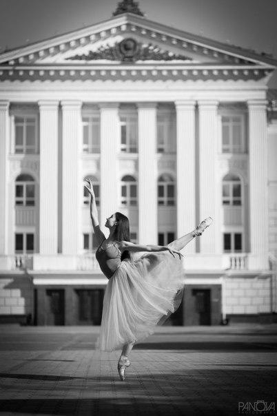 Балет на улицах Перми