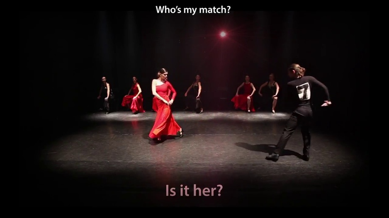 LINEAR search with FLAMENCO dance