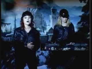 WEST END GIRLS - Domino Dancing (2005)