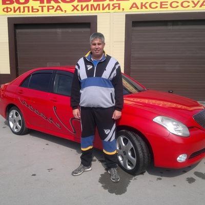 Денис Вандышев, 12 мая 1978, Новосибирск, id27300446