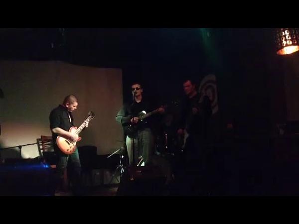 Группа Зазеркалье. Banka Sound. bar 07 11 2016.