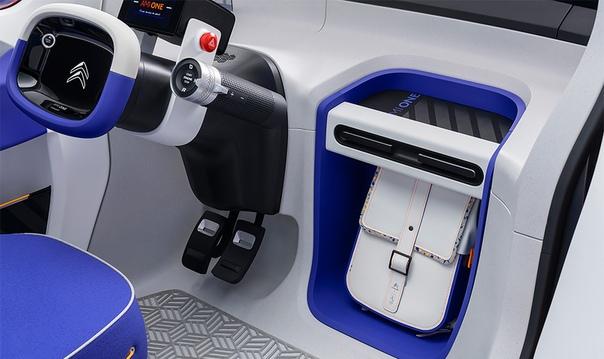 Citroen представил сверхкомпактный электрокар, которым можно управлять без водительских прав. Компания Citroen рассекретила электрокар, которым можно управлять даже без водительских прав.