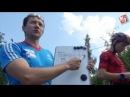 Российские биатлонисты в Ульяновской области тренировались в экстремальных условиях