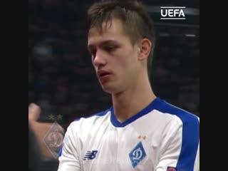 Лига Европы: Ренн - Динамо Киев