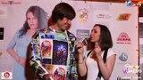 #showmens на дне рождения Милена Дейнега, интервью Прохор Шаляпин