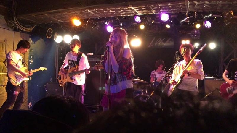 2016 03 29 誰かの庭 おやすみホログラム カナミルver @ 新宿LOFT