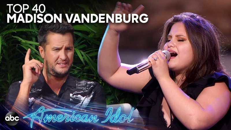 Madison VanDenburg Sings Who's Lovin' You by The Jackson 5 at Disney Aulani American Idol