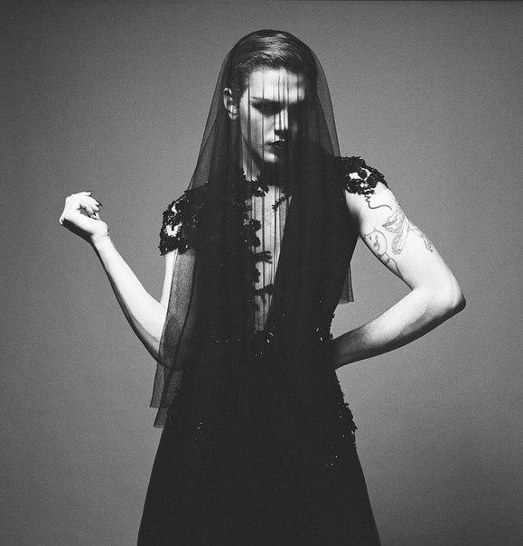 Фотосессия Xavier Dolan для Candy Magazine