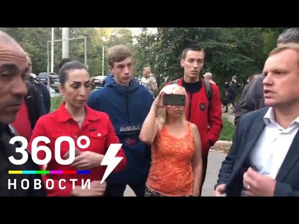Под завалами в керченском колледже звонят телефоны