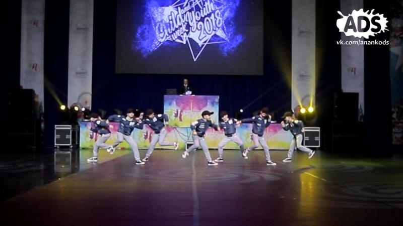 ANANKO DANCE SCHOOL_Dangerous kids
