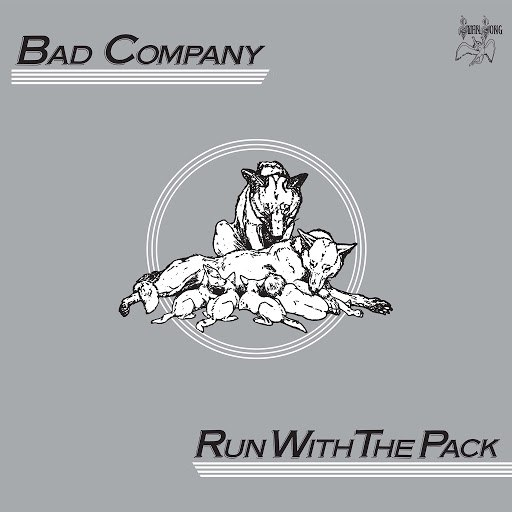 Bad Company альбом Run With The Pack (Deluxe)