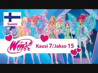 Winx-klubi: Kausi 7, Jakso 15 - «Taikatimantit» (Suomi)