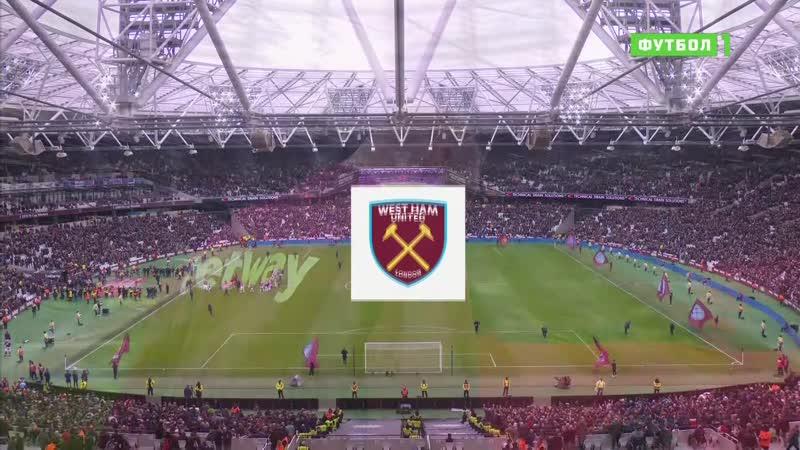Чемпионат Англии 2018-19 22-й тур Обзор тура Матч! Футбол 1 HD