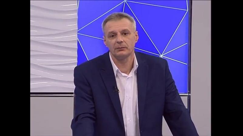 "ГТРК ЛНР. ""Интервью"". Юрий Малыгин. 2 апреля 2018"