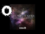 Donati &amp Amato - The Way It Goes (Cover Art)