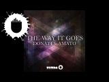 Donati &amp Amato - The Way It Goes (Cover Art)