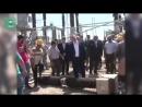 Сирия: мастера восстанавливают работу крупнейшей высоковольной линии в Даръа