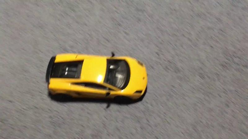 Машина на радиоуправлении MJX Lamborghini Gallardo LP 570-4