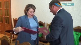 Подписано соглашение о сотрудничестве со Сланцевским районом Ленинградской области