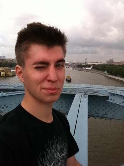 Михаил Елькин, 24 января 1995, Москва, id16178243