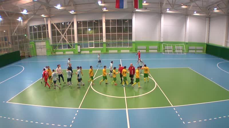 Кубок-2018 Финал Кондор-Аммоний Матч целиком
