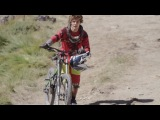 FIAT NINE KNIGHTS MTB 2013 | First ever double backflip on a downhill bike by Antoine Bizet
