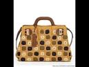 P1. Hướng dẫn móc túi đi dạy ghép từ nhiều mảnh nhỏ - How to crochet teacher handbag