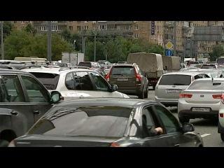 Сегодня стало известно, что масштабная реконструкция Ленинского проспекта в Москве будет отложена - Первый канал
