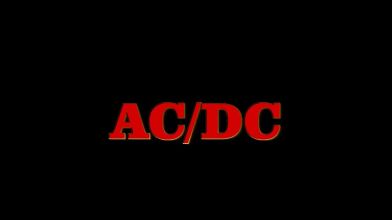 ACDC Shoot to Thrill