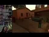 Serx Dreamer - GTA San Andreas (PC) part 1 - Гангста проблемы в гетто Лос Сантоса