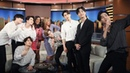 갓세븐, 미국 토크쇼 '굿데이 뉴욕' 출연 / 연합뉴스TV (YonhapnewsTV)