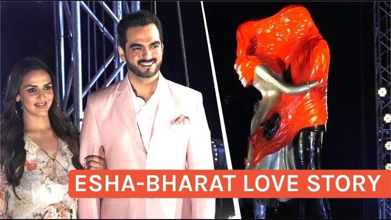Esha Deol Ne Share Ki Apni Aur Bharat Takhtani Ki Love Story Esha Bharat Love Story