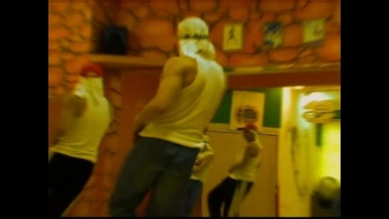 История Челябинского Хип-Хопа - Школа Танцев ГЕТТОБЛАСТА - J.U.N.G.L.E. MASSIVE2006